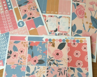 Sweet Vintage Flowers Collection