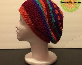 CROCHET PATTERN Crochet Beanie