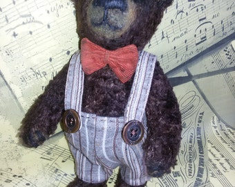 Plush Teddy Bear Bruno
