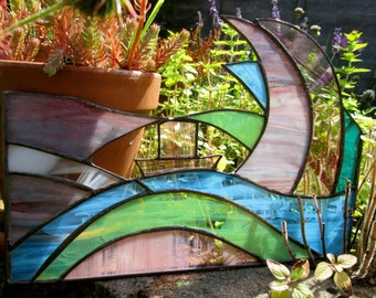 Tiffany stained glass art