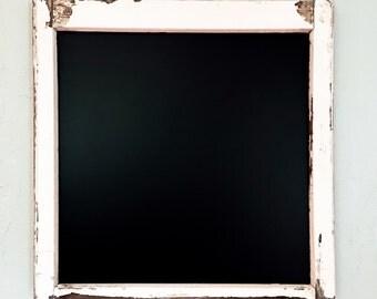Window chalkboard, wedding chalkboard, bulletin board, wedding guestbook, chalkboard sign, rustic chalkboard