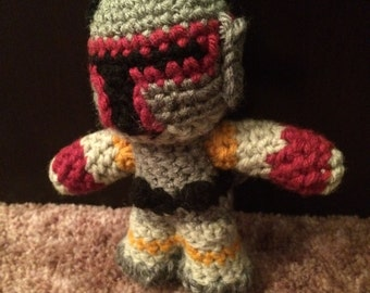 Boba Fett Crocheted