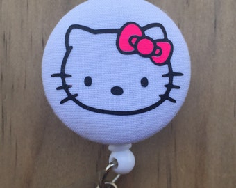 Hello Kitty   - Badge Reel