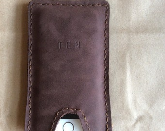 Leather Phone Case, iPhone Case