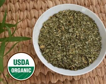 Organic Nettle Leaf Dried, Loose. 1 oz