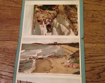 Vintage 6 View Letter Card of Lands End