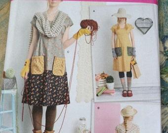 Simplicity sewing pattern 1080 to make tunic
