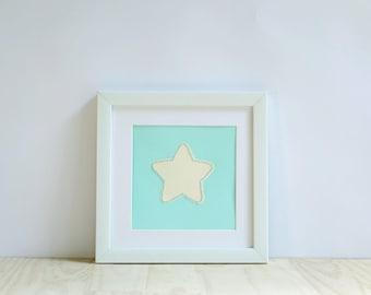 Nursery decor - star