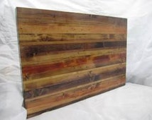 Rustic table top - small, round, large // Office table // Bench // Reclaimed wood table top // Handmade // Dining table top // Coffee table