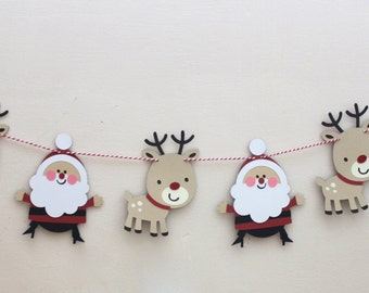 Santa and his Rudolph