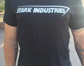 MARVEL, Tony Stark, Stark Interprises Shirt, Comic, Fathers Day Gift, Gift ideas for guys, Christmas Gift for Guys