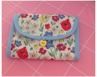 Sewing gifts - Cath Kidston fabric organiser