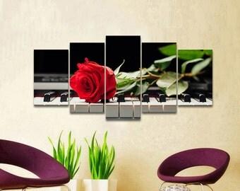 5 Panel Canvas Prints