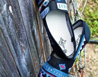 Custom Designed Canvas Shoes