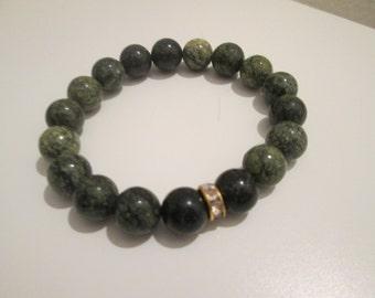 Russian serpentine bracelet