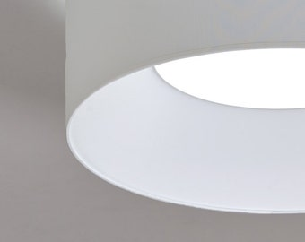 FREE SHIPPING - Light Fixture with magnets, Bathroom Light Fixture, Bedroom Light, Flush Mount Light Fixture , Hall Light, Kitchen Light