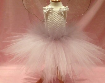 Daisy Flower Fairy Tutu Dress