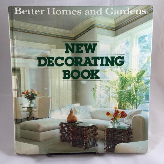 New Decorating Book, 1981.