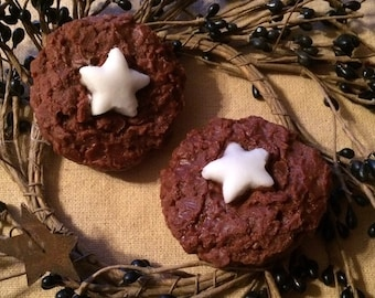 Primitive Cookie Soy Melt- Hot Cocoa Scented Wax Melt