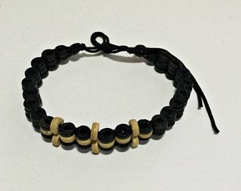Bracelet, Coconut shell Bracelet, Coconut shell Jewelry ,Coconut shell Beads, Antique Bracelet, Fashion Bracelets, Men Women Bracelets