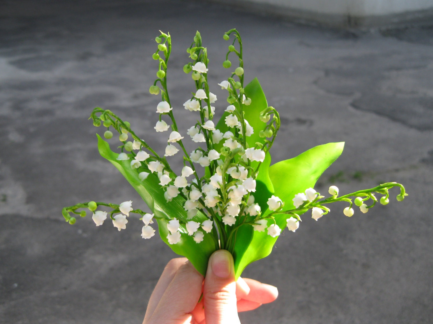 Lily Of The Valley Flower Bouquet Lily Of The Valley Home