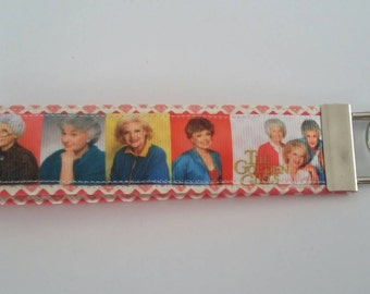 Golden Girls, key fob