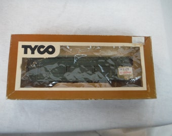 1970's Tyco Western Maryland 2475 Flat Car in Box-Vintage-collectible-usable-NIB