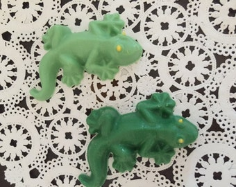 CHOCOLATE LIZARD GECKO Reptile Candy - Party Favors/Birthday Party/Lizards/Gecko/Reptiles