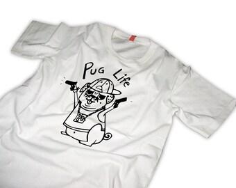 Pug Thug Tshirt