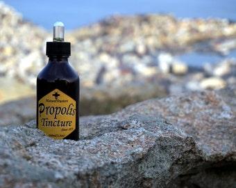 Bee PROPOLIS Tincture   Premium Quality, Handmade, Mediterranean Type    sizes: 100 ml(3.3 oz)-150 ml(5 oz)-500 ml(16.9 oz)