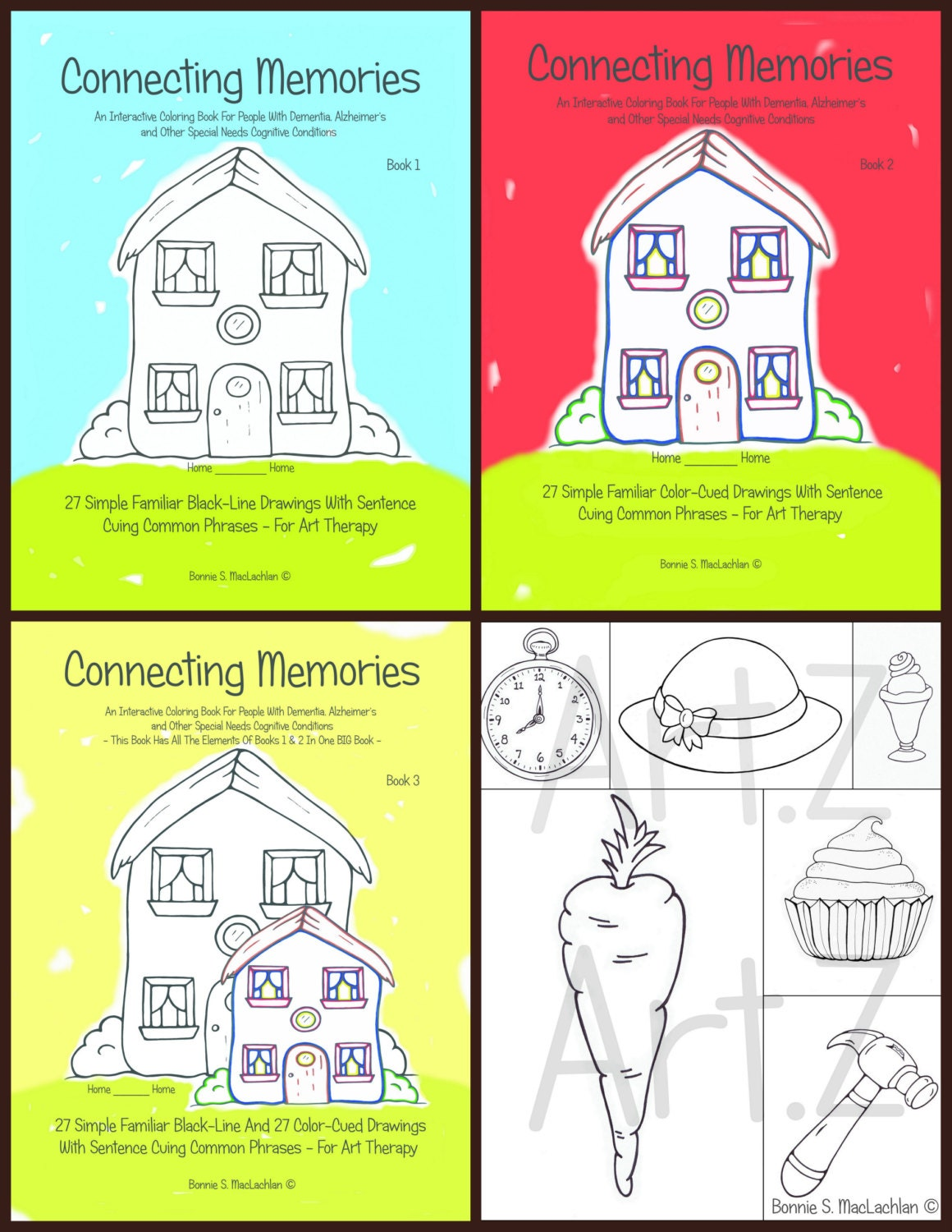 Coloring books for people with dementia -  Coloring Book For People With Dementia Zoom