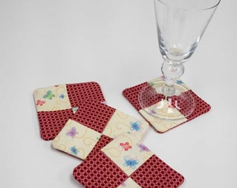 Cold Drink Coasters