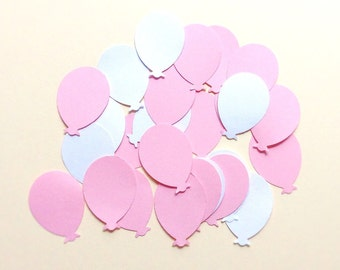 Ready to Ship!! 100 Ballons Confetti