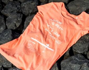 Organic handmade shirt