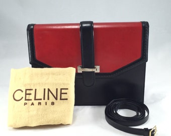 celine clutch and hand bag