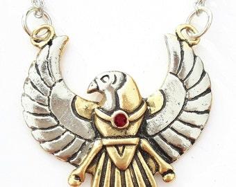 JEWELS of atum ra pendant - horus - Egyptian