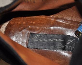 Cesare Paciotti men shoes black Size 10.5 Used