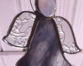 Little Angel Stained Glass Sun catcher
