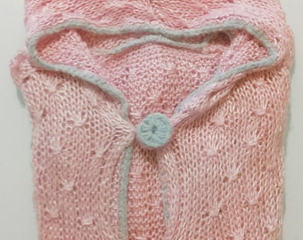 Lightweight bamboo Wool Sweater