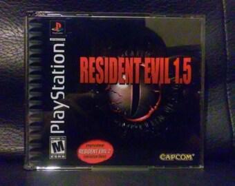 Resident Evil 1.5 PS1
