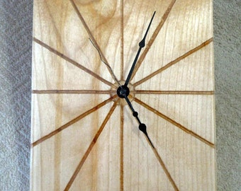 One of a Kind, Alder Wall Clock (The Classicist)