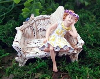 Miniature Fairy Hattie