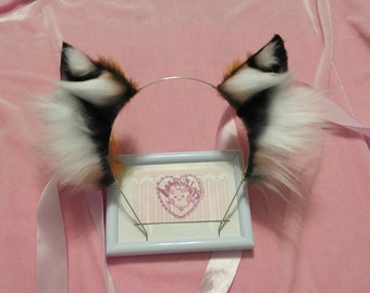 Preorder: Perky Realistic Fox Ears