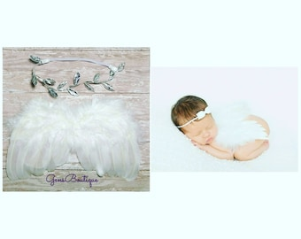 Baby Angel Wings, -Feather wings, -Baby Angel Wings.