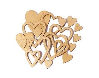 Veneer - Hearts