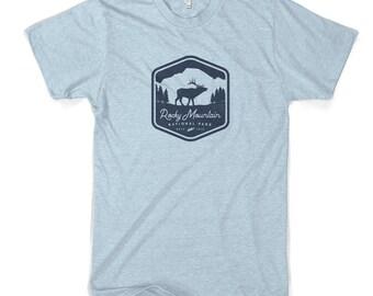 Rocky Mountain National Park Cotton T-Shirt