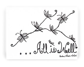 All Occasions Note Cards 4 (single)