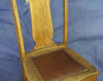 2 Antique side chairs, Wisconsin Chair Co.