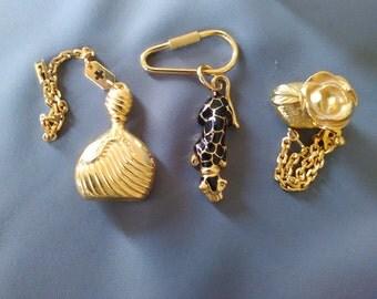 Perfume jewelry Keychain LAPIDUS Panther KENZO 18 euros one