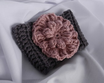 Rosy Flower Cup Cozy